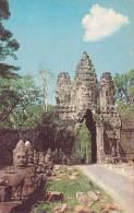 CAMBODGE INDOCHINE VIETNAM ANGKOR THOM Editeur Soma Nimit - Cambodja