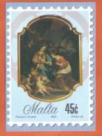 MALTA  -  MALTA POST RUBBER STAMP  - 08 - 06 - 05 - - Malta