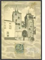 PORTUGAL - SÉ D' EVORA - Edição CTT CORREIOS - N.º 28 - 2 SCANS - Evora