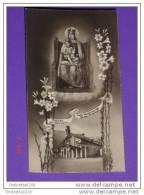 Santuario Madonna Del Boden - Ornavasso Verbania Lago Maggiore - Santino Tipo Foto  Monocromo - Santini