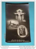 Madonna Del BODEN - Gesù Sacro Cuore - Veduta Santuario - ORNAVASSO Verbania Ossola-santino - Santini