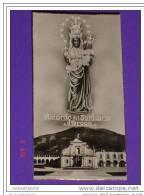702-3 - Madonna Nera - Santuario D´Oropa (Biella) -  Santino / Foto - Santini