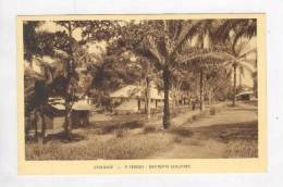 Cameroun - A Yabassi - Batiments Scolaires 1910-30s - Cameroon