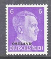 Germany Occupation  OSTLAND  N 13  ** - Occupation 1938-45