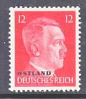 Germany Occupation  OSTLAND  N 16  ** - Occupation 1938-45