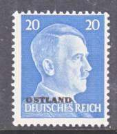 Germany Occupation  OSTLAND  N 21  ** - Occupation 1938-45