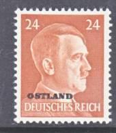 Germany Occupation  OSTLAND  N 22  ** - Occupation 1938-45