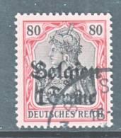 Germany Occupation  BELGIUM N 7  (o) - Occupation 1914-18