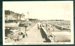 Pornichet - Boulevard Des Océanides Et La Plage Vers Pornichet  - Um110 - Pornichet