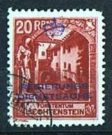 1932  Timbre De Service  20 Rp Perf 10,5 - Official