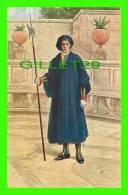 VATICAN, ITALIE - VATICANO, GUARDIA SVIZZERA IN TENUTA INVERNALE - E.V.R. - - Vatican