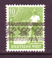 Germany Deutsche Post 603   ** - American/British Zone