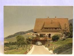 """CP Allemagne - BUHL  Schwarzwald - Restaurant """"Jagersteig"""" - Bühl"""