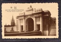34861     Belgio,   Ypres -  Porte  De  Menin  -  Memorial  Des  Heros  Britanniques,  NV - Ieper