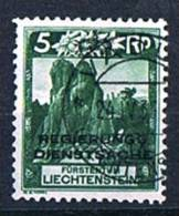 1932  Timbre De Service  5 Rp Perf 10,5 - Official