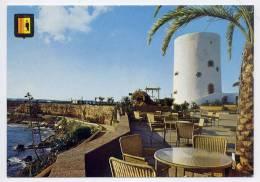 Espagne--CABO ROIG--Terraza Del Snack Bar ,cpm N° 1  éd Subirats - Autres