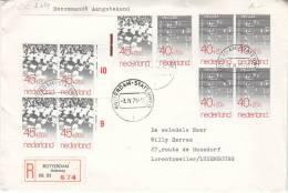 NL-Rotterdam 1979. Musik. 100 Jahre Gesellschaft Zur Förderung Der Tonkunst (2.654) - 1949-1980 (Juliana)