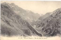 CARTE POSTALE     VALLEE DE BAGNES    VUE DE L ALPE DE LOUVIE - Switzerland