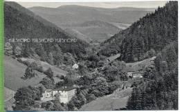 ,Reimsbachtal Mit Gasthof, Um 1920/1930   Verlag: Waldenburger Heimatbote,1964, Postkarte, Unbenutzte Karte - Schlesien