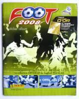 ALBUM PANINI FOOT 2008 COMPLET sans les transferts de joueurs
