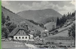 ,Lomnitz, Um 1920/1930   Verlag: Waldenburger Heimatbote,1964, Postkarte, Unbenutzte Karte - Schlesien