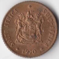 @Y@      South Africa / Sud Afrika   1/2  1970  AUNC (C282) - Afrique Du Sud