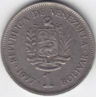 @Y@      Venezuela  1 Bolivar 1977   (C286) - Venezuela