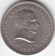 @Y@      Uruquay 10 Centesimos 1959  UNC   (C288) - Uruguay