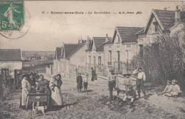ROSNY-SOUS-BOIS. La Barbedière - Rosny Sous Bois