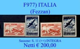 Italia-F00977 - Fezzan (1943-1951)