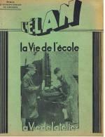 ECOLE D'APPRENTISSAGE DE LOUVROIL  à LOUVROIL   (NORD) - Vieux Papiers