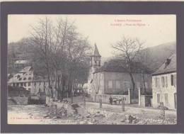 Ariege - Saint-lary - Place De L'église - Fauré Pittoresque - France
