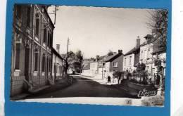 80 ANSENNES   La Grande Rue  CPSM  Animée Année 1960  Des  Personnes Regardent Le Photographe - France