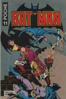 BATMAN POCHE N° 11 BE SAGEDITION 03-1978 - Batman