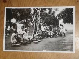 CPM HAUTE VOLTA OUAGADOUGOU Le Marché - Burkina Faso