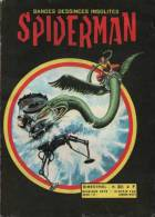 SPIDERMAN N° 30 BE EDITION OCCIDENT  04-1972 - Petit Format