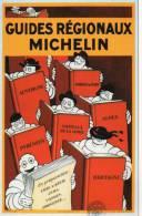 MICHELIN  GUIDES REGIONAUX MICHELIN - Pubblicitari
