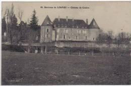 Chateau De COULON, Environs De Lormes - Lormes