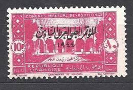 GRAND LIBAN  N�  187 NEUF** TTB