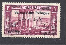 GRAND LIBAN  N�  66 NEUF* TTB