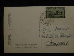 N°407 Sur CPA   Officielle De L´expo  BXL 1935   Palais De La Ville De Bruxelles - 1935 – Brüssel (Belgien)