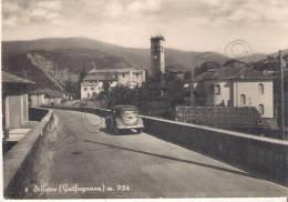 Lucca - Sillano (Garfagnana) M. 734    +   Auto - Lucca