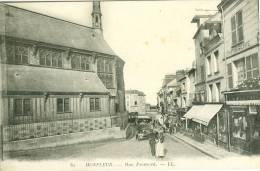 HONFLEUR - Rue Premord - Honfleur