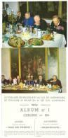 Folkloren In Belgie En Luxemburg - VéGé -  Antwerpen  - Pelgrimstafel  1962 - 5 Stuks - Zonder Classificatie