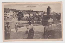 Carte - Allemagne - BAD KREUZNACH / Circulé En 1923 - Bad Kreuznach