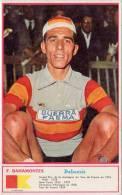 Sport – F. Bahamontès (cyclisme, Tour De France) - Cyclisme