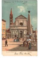 10510     FIRENZE   SANTA MARIA NOVELLA    1905 COIN COUPE - Italia