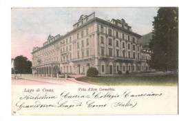 10517      LAGO DI COMO   VILLA D ESTE CERNOBBIO   1901 - Italia