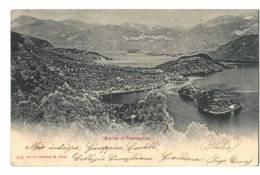 10519    BACINO DI TREMEZZINA   1901 - Italia