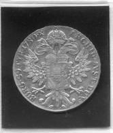 COLONIA ERITRA. Maria Teresa. Tallero Di Convenzione 1780. - Colonies